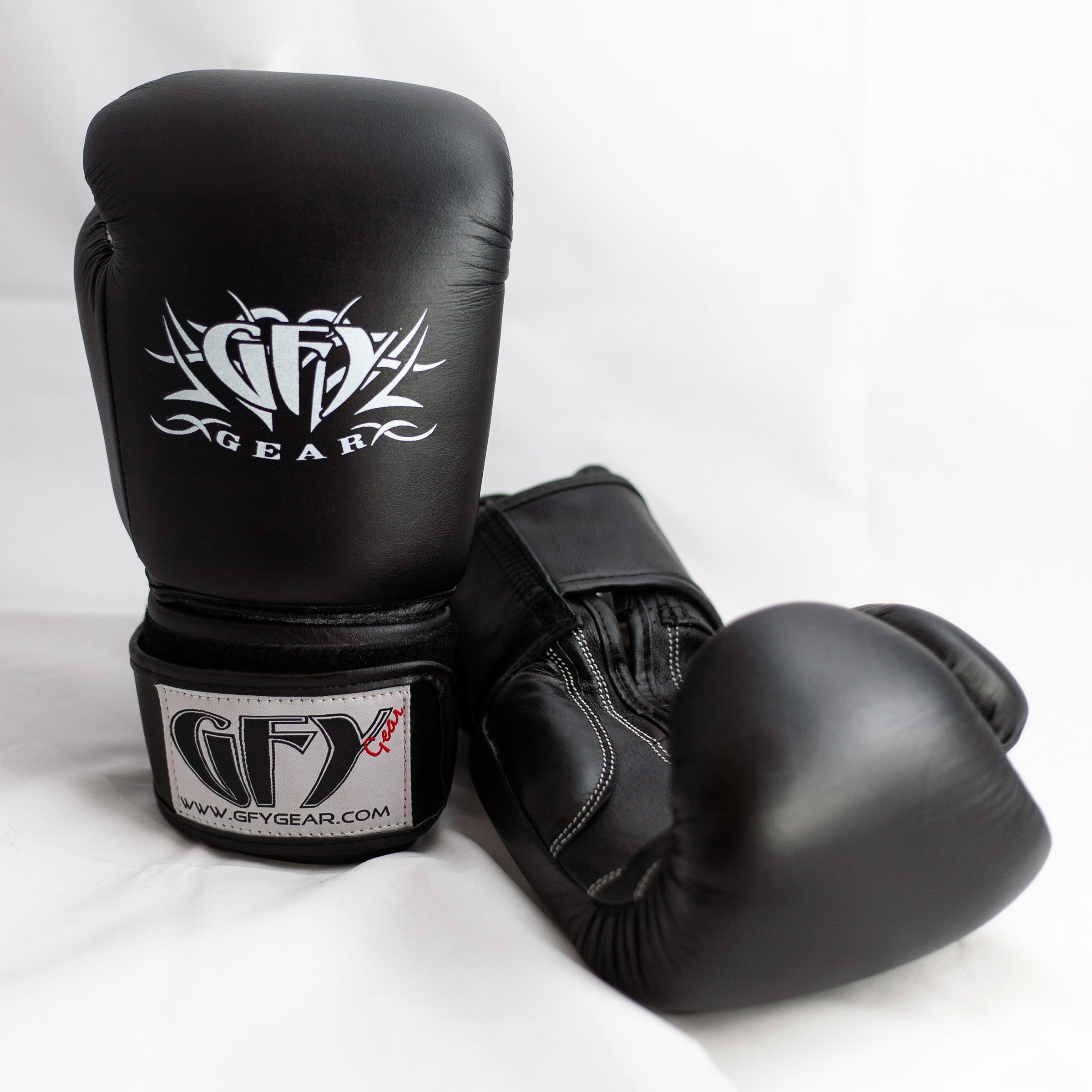 Gfy Leather Boxing Muay Thai Glove Asd Pro Shop